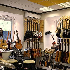 Музыкальные магазины Невьянска