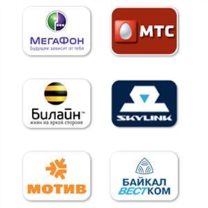 Операторы сотовой связи Невьянска