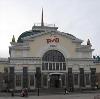Железнодорожные вокзалы в Невьянске
