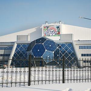 Спортивные комплексы Невьянска