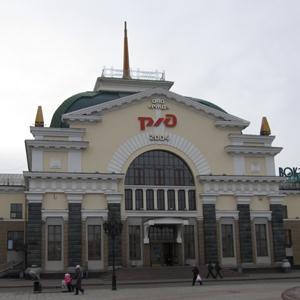 Железнодорожные вокзалы Невьянска